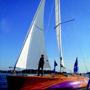 Generik prend la mer