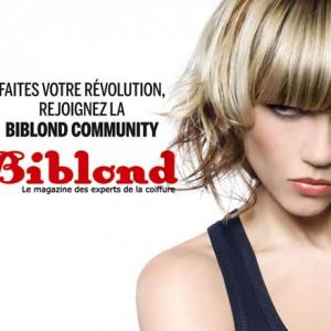 Rejoignez la Biblond community