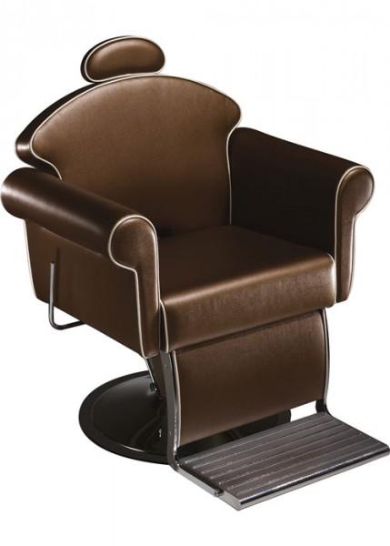 Confort et l gance avec le fauteuil william de salon - Fauteuil salon confortable ...