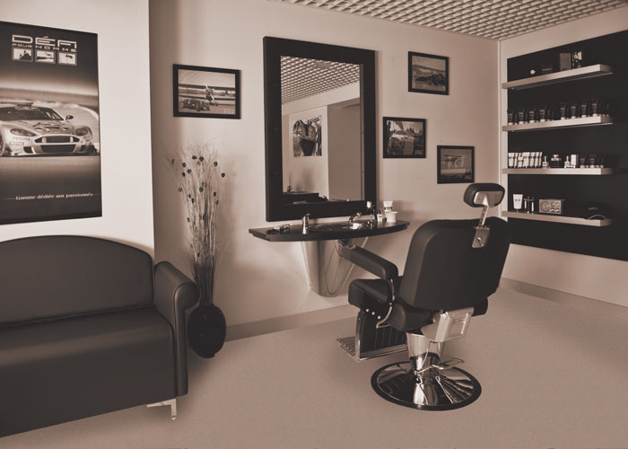 Cap sur la barbe corner barber par coop r biblond - Salon de coiffure douai ...
