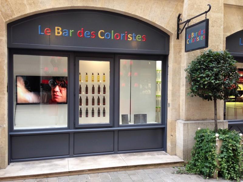 le bar des coloristes bouleverse la consommation de coloration en salon de coiffure - Bar Des Coloristes