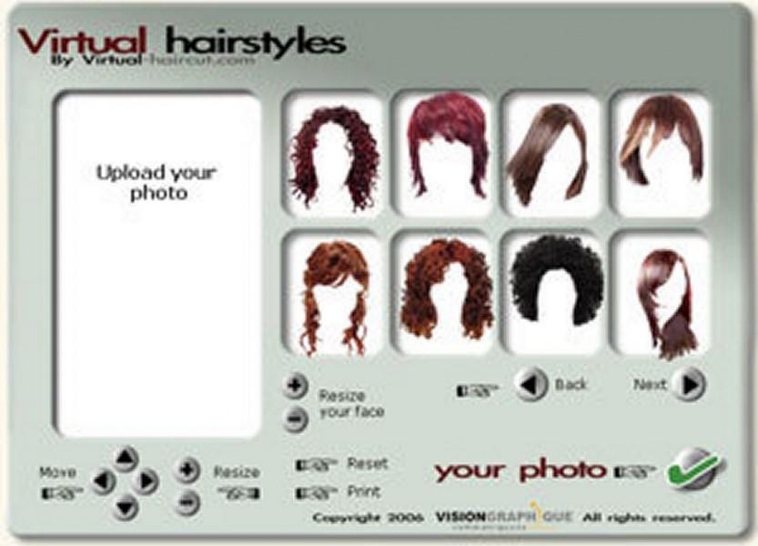 Changer de coiffure homme en ligne gratuit