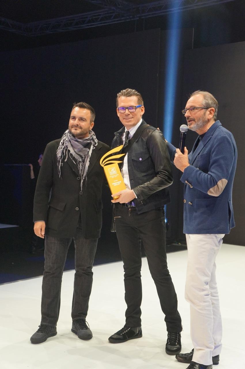 Christophe Gaillet se place parmi les meilleurs coiffeurs du monde ...