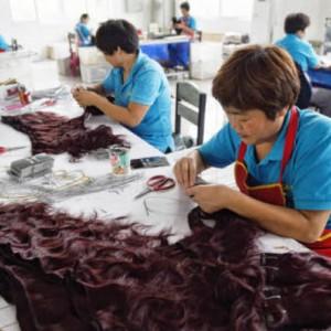 Docu : Le business lucratif des cheveux en Chine