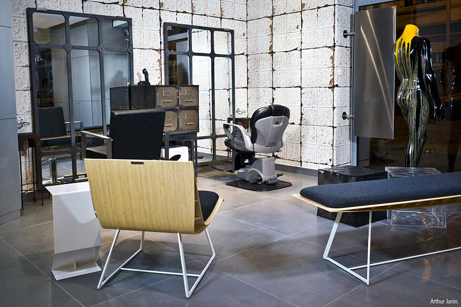 Modele coiffure courte meches materiel coiffure brest for Salon de coiffure vincennes