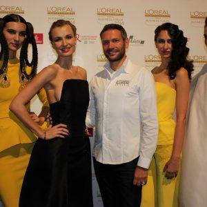 Alexandre de Paris au L'Oréal Business Forum 2014 de Dubaï