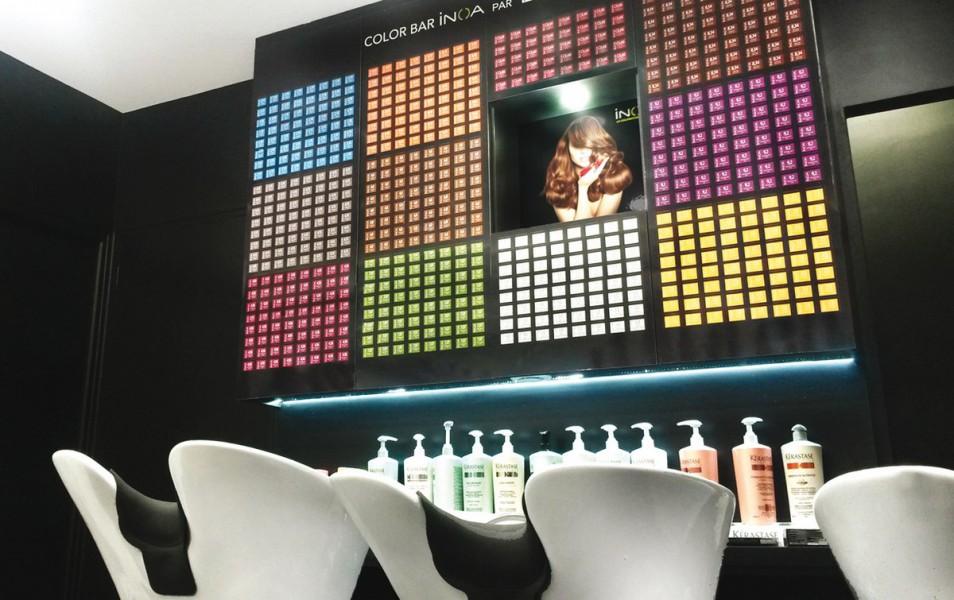 un nouvel lan pour le salon de coiffure mya isa biblond pour les coiffeurs. Black Bedroom Furniture Sets. Home Design Ideas