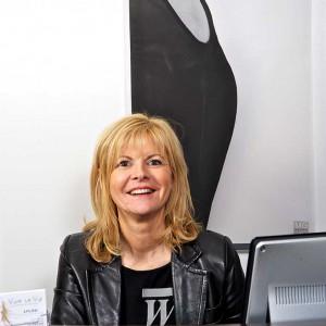 Agnès Pierson, coiffeuse responsable