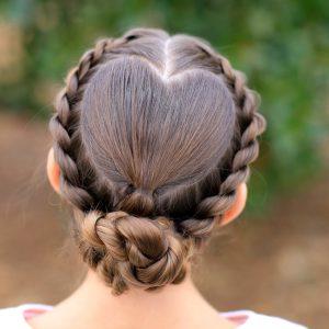 Rope braid : la coiffure tendance de retour