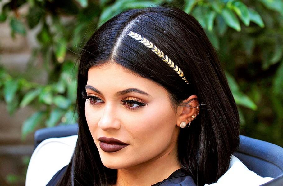Kylie Jenner Hair Tattoo
