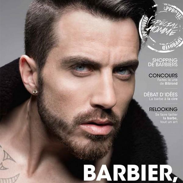 Biblond numéro 51 spécial coiffure homme