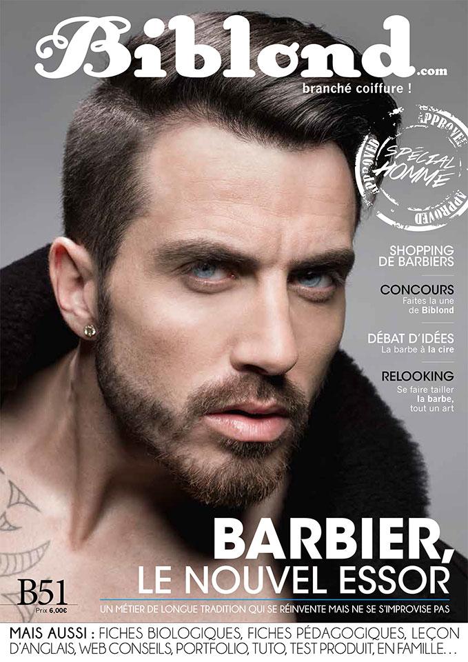 magazine coiffure homme