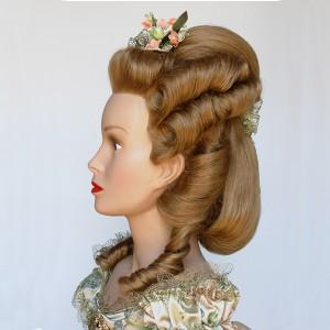Alain Ducher, l'amour de la coiffure historique