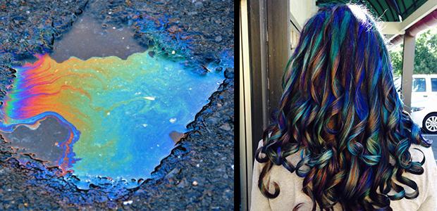 cheveux-pétrol