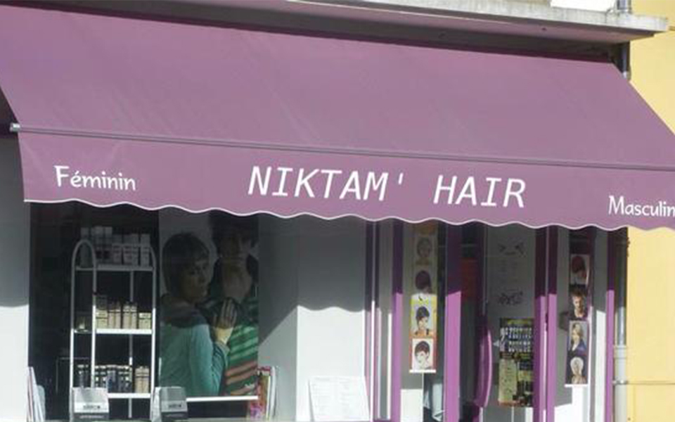 Nom De Salon De Coiffure