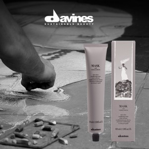 Davines : Mask with Vibrachrom, la crème colorante conditionnante