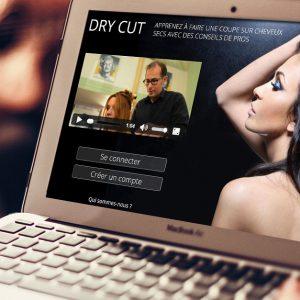 Dry Cut, la formation en ligne