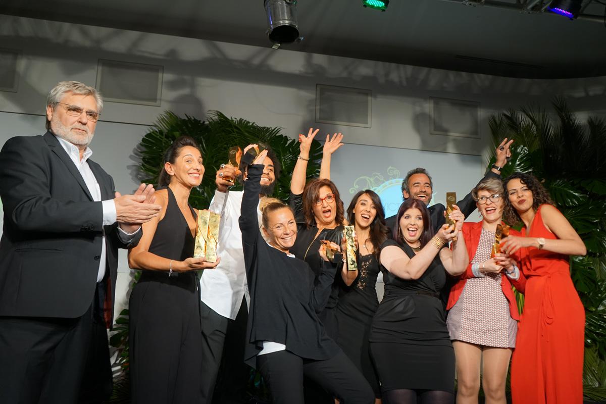 Les 7 lauréats