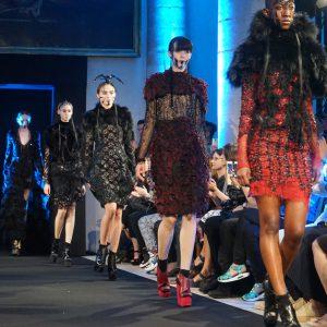 Paris Fashion Week 2016 – Dans les backstages du défilé Ludovic Winterstan avec Christophe Pujol