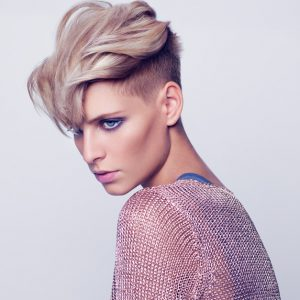 Step by step : Tousled Lift par Schwarzkopf Professional