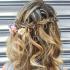 Des cheveux décorés avec #hairpiercing