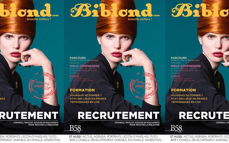 Biblond couverture 58
