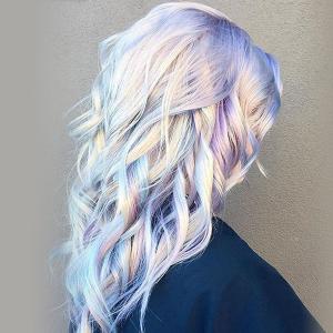 Des cheveux nacrés pour l'hiver avec Pearl Hair