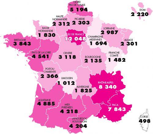 France - Entreprises 2016