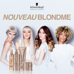 Schwarzkopf Professional : la Poudre Compacte Décolorante BlondMe PPL9+