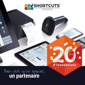 Shortcuts : déjà 20 ans d'innovation !
