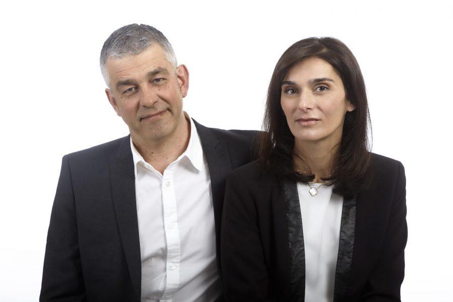 Caroline et Jean-Philippe Wincker