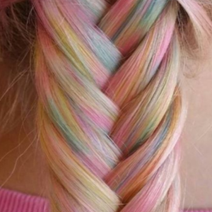 Confetti Hair, la coloration tendance du printemps