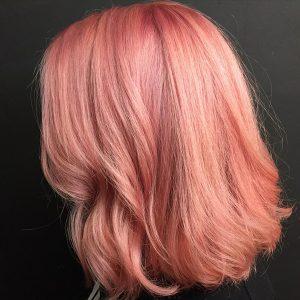 Pink Champagne Hair, la coloration à consommer sans modération