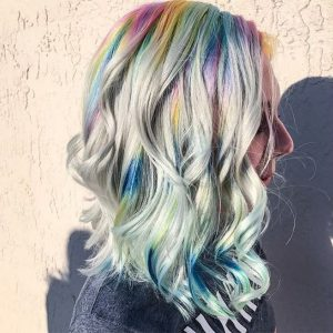 Hair Marbling, une technique fascinante