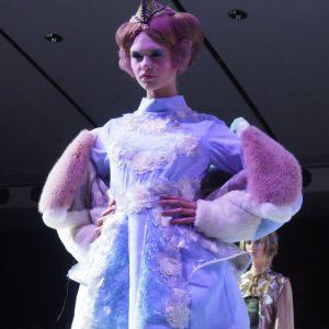 Ôde à la beauté au show de La Haute Coiffure Française