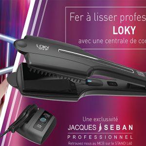 Nouveautés au MCB by Beauté Sélection 2017 sur le stand Jacques Seban