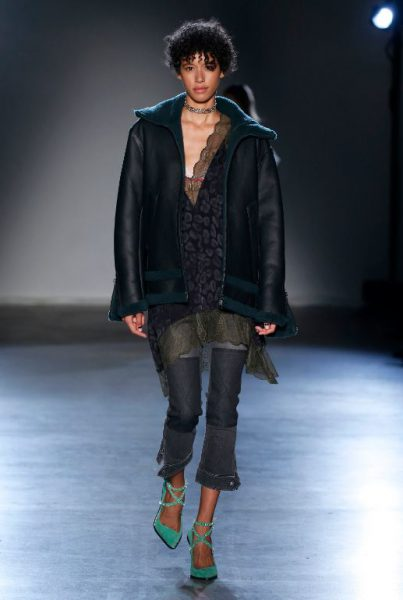 Zadig & Voltaire, NY Fashion Week AH 2017-2018
