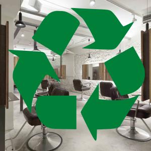 Un salon de coiffure écologique pour attirer les clients