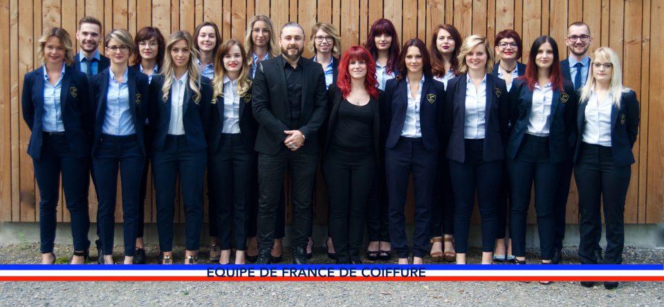 L'équipe de France officielle