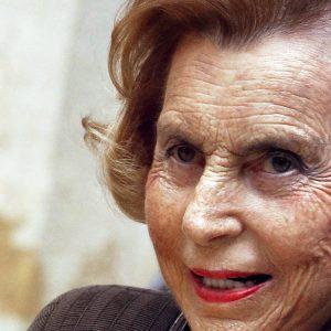L'héritière de l'Oréal, Liliane Bettencourt, est morte.