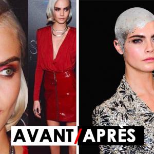 Les 5 plus impressionnantes transformations capillaires de célébrités en 2017