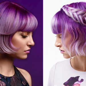 Purple : la collection ultra violette de Laurie Cesari !