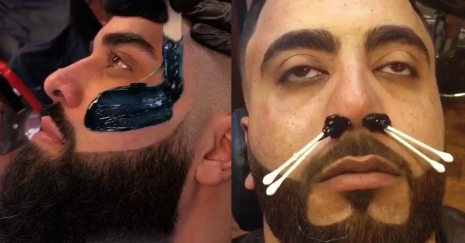 Coupes de cheveux pour les hommes pour le visage oriental