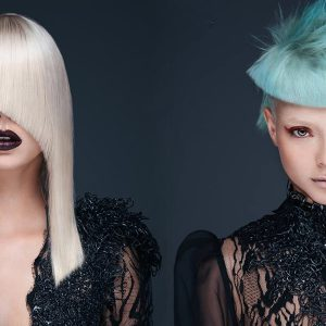 Ammality par Ministry of Hair : minimalisme graphique