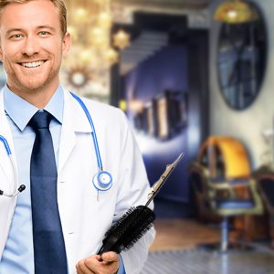 Coiffeur mais aussi docteur : du rêve à la réalité des clients