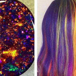 Reflets d'opale, la tendance précieuse et artistique