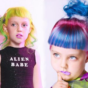 Petites têtes colorées : Tiny Bangs et Daved Munoz !