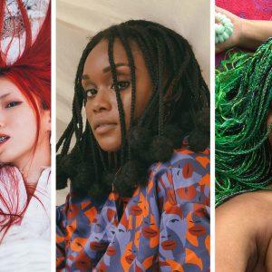 5 femmes pour qui le cheveu est une œuvre d'art vivante