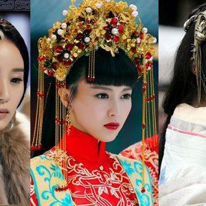 Découvrez les charmes de la haute coiffure chinoise ancienne
