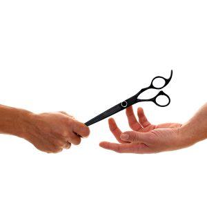 Quand il faut passer le ciseau : de la cession au rachat, partie 1
